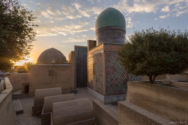 Samarkand Necropolis 4