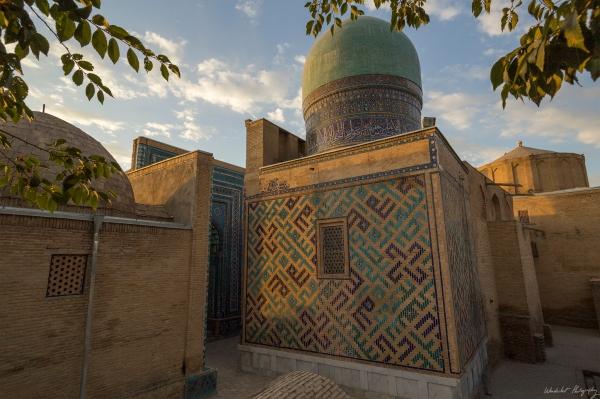 Samarkand Necropolis 5