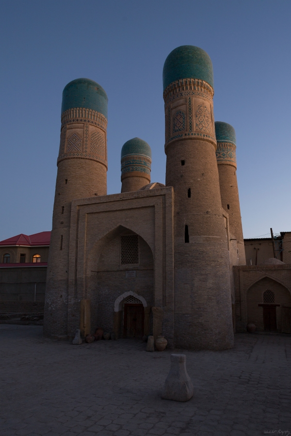 The Mosque of Chor-Minor 1