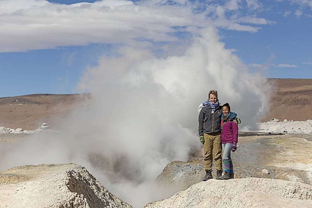 david and tamar geyser